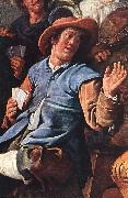 MOLENAER, Jan Miense The Denying of Peter (detail) ag oil painting picture wholesale