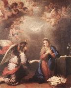 MURILLO, Bartolome Esteban Annunciation shyu oil painting picture wholesale