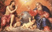 PEREDA, Antonio de The Holy Trinity ga oil painting picture wholesale