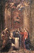PEREDA, Antonio de St Dominic oil painting picture wholesale