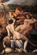 POUSSIN, Nicolas The Triumph of Neptune (detail) af oil painting picture wholesale