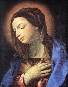 RENI, Guido Virgin of the Annunciation szt oil painting picture wholesale