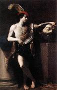 RENI, Guido David with the Head of Goliath sg oil painting picture wholesale