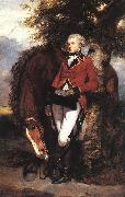 REYNOLDS, Sir Joshua Colonel George K. H. Coussmaker, Grenadier Guards oil painting picture wholesale