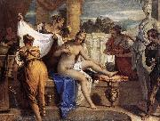 RICCI, Sebastiano Bathsheba in her Bath oil painting picture wholesale