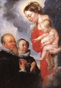 RUBENS, Pieter Pauwel Virgin and Child af oil painting picture wholesale