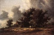 RUYSDAEL, Salomon van After the Rain tg oil painting picture wholesale