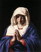 SASSOFERRATO The Virgin in Prayer a oil painting picture wholesale