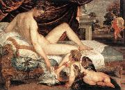 SUSTRIS, Lambert Venus and Cupid at oil painting artist