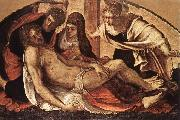 TINTORETTO, Jacopo The Deposition ar oil painting picture wholesale