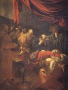Caravaggio the death of the virgin oil painting picture wholesale