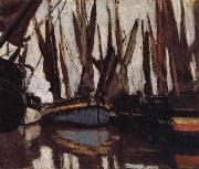 Claude Monet Fishing Boats oil painting picture wholesale