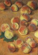 Claude Monet Peaches oil painting picture wholesale