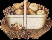 Grant Wood Fruit oil painting picture wholesale