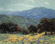 Granville Redmond Flowers Under the Oaks oil painting picture wholesale