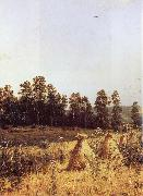 Ivan Shishkin Landscape in Polesye oil painting picture wholesale