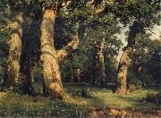 Ivan Shishkin Oak of the Forest oil painting picture wholesale