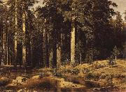 Ivan Shishkin Mast-Tree Grove oil painting picture wholesale