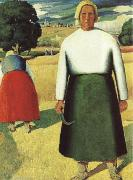 Kasimir Malevich Reapers oil painting picture wholesale
