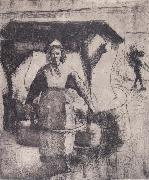 Camille Pissarro Peasant oil painting picture wholesale