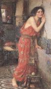 Anonymous Lady oil painting picture wholesale