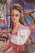 Delaunay, Robert Waitress oil painting picture wholesale