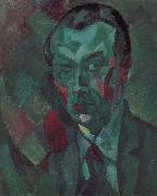 Delaunay, Robert Self-Portrait oil painting picture wholesale
