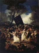 Francisco Goya Funeral of a Sardine oil painting picture wholesale