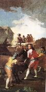 Francisco Goya La Novillada oil painting picture wholesale