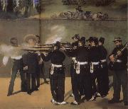 Francisco Goya Edouard Manet,Execution of Maximillian oil painting picture wholesale