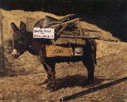 James Bonar Mine Mule oil painting picture wholesale