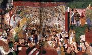 James Ensor The Entry of Christ into Brussels oil painting picture wholesale