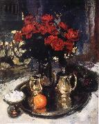 Konstantin Korovin Rose and Violet oil painting picture wholesale