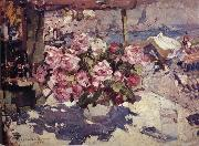 Konstantin Korovin Rose oil painting picture wholesale