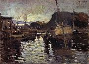 Konstantin Korovin In the North oil painting artist