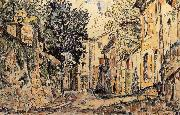 Paul Signac Town oil painting picture wholesale