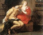 Peter Paul Rubens Roman Charity oil painting picture wholesale