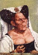 Quentin Massys The Ugly Duchess oil painting