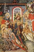 Reixach Juan Adoration of the Magi oil painting picture wholesale
