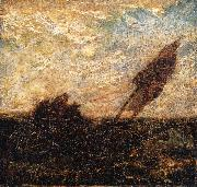 Albert Pinkham Ryder The Waste of Waters is Their Field oil painting picture wholesale