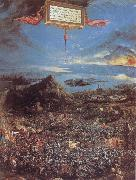 Albrecht Altdorfer The Battle at the Issus oil painting picture wholesale