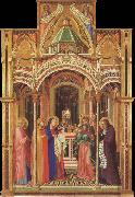 Ambrogio Lorenzetti The Presentation in the Temple oil painting picture wholesale