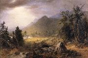 Asher Brown Durand The First Harvest in the Wilderness oil painting picture wholesale