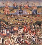 BOSCH, Hieronymus The Garden of Earthly Delights oil painting picture wholesale