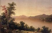 Casilear John William View on Lake George oil