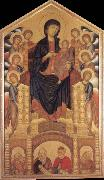 Cimabue S.Trinita Madonna oil painting picture wholesale