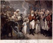 Daniel Orme Lord Cornwallis Receiving the Sons of Tipu Sultan as Hostages oil painting picture wholesale