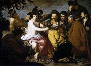 Diego Velazquez The Triumph of Bacchus oil painting picture wholesale