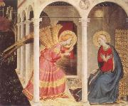 Fra Angelico Annunciation oil painting