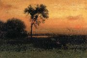 George Inness Sunrise oil painting picture wholesale